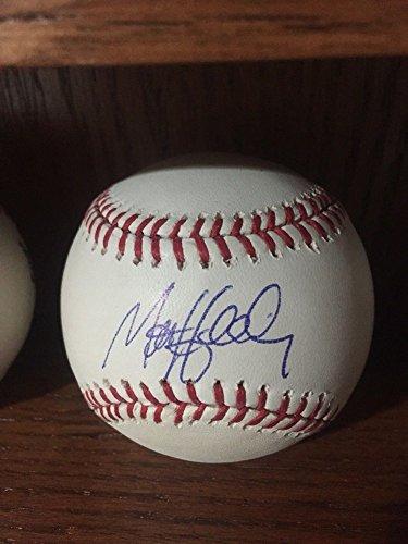 Matt Holliday Autographed Baseball JSA Authentic (Matt Holliday Autographed Baseball)