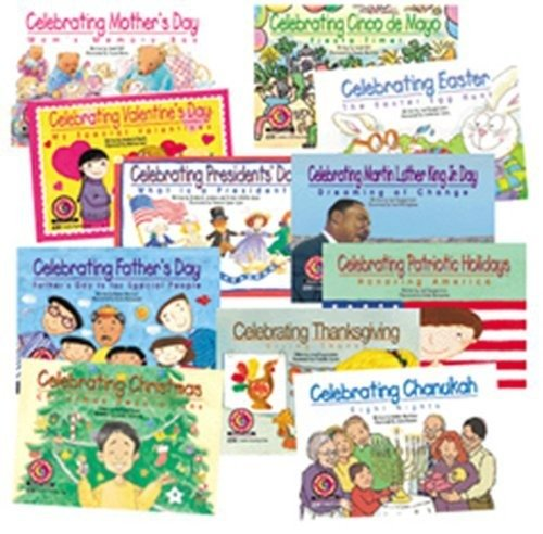 Holiday Series Readers Variety Pack - 12 Book Set; no. - Emergent Readers Sets