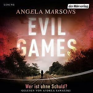 Evil Games: Wer ist ohne Schuld? (Kim Stone 2) Hörbuch