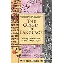 amazoncom merritt ruhlen books biography blog