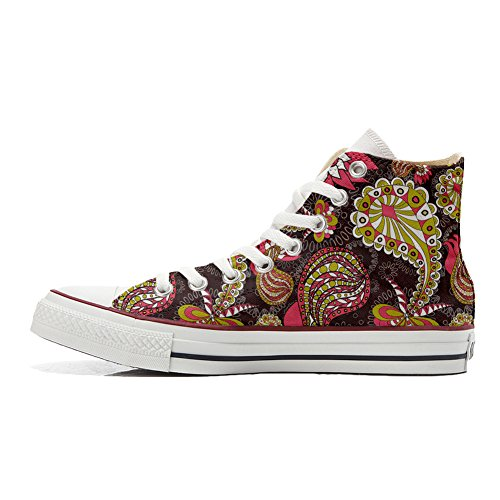 All Paysley Zapatos Unisex Converse producto Star Personalizadas Customized Vintage ZTdAFwqpWF