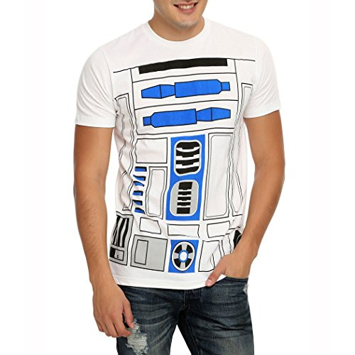 Mighty Fine I AM R2D2 MENS COSTUME