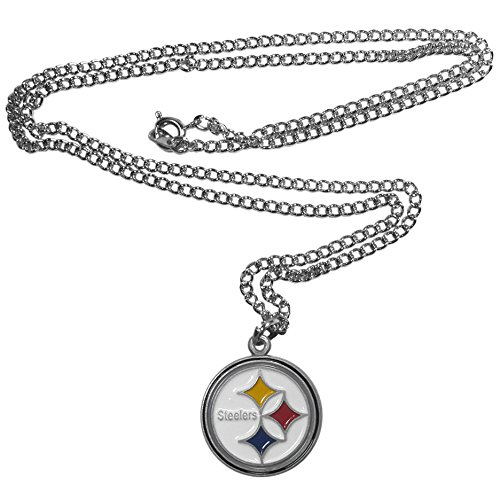 Siskiyou Gifts Co, Inc. NFL Pittsburgh Steelers Chain Necklace