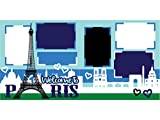 """Paris"" Scrapbook Kit"
