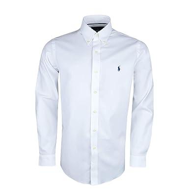 e73c4af0f Ralph Lauren 7107165980 Camisa Hombre XL  Amazon.es  Ropa y accesorios
