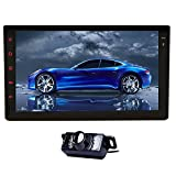 """LCD Pupug 7"""" Android 4.2.2 Head Unit Car Tablet Radio Universal In Dash Universal HD Touch Screen Car NO DVD DVD Player Double Din GPS Navigation Video Stereo AM FM Radio Support SD CD USB Bluetooth 3G Wifi 1080P DVR Autoradio With Free in Microphone and backup PC Camera As Gift USB/SD Auto AUX"""