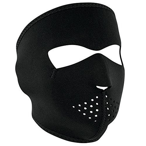 Zanheadgear WNFM114 Neoprene Full Face Mask,