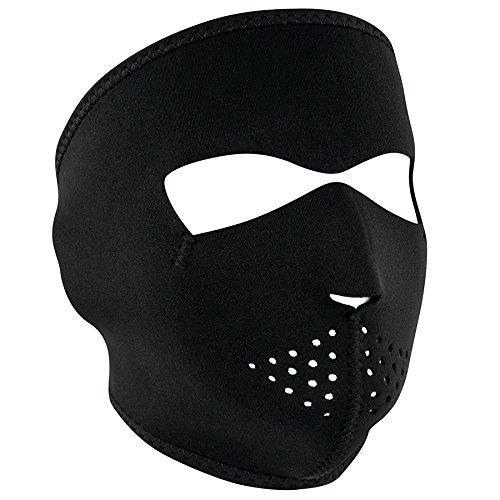 Zanheadgear WNFM114 Neoprene Full Face Mask, Black ()