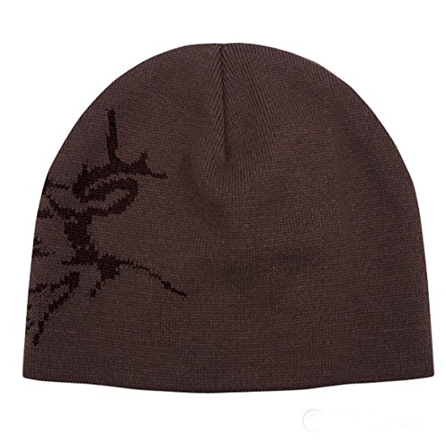 3521 wildlife knit hat
