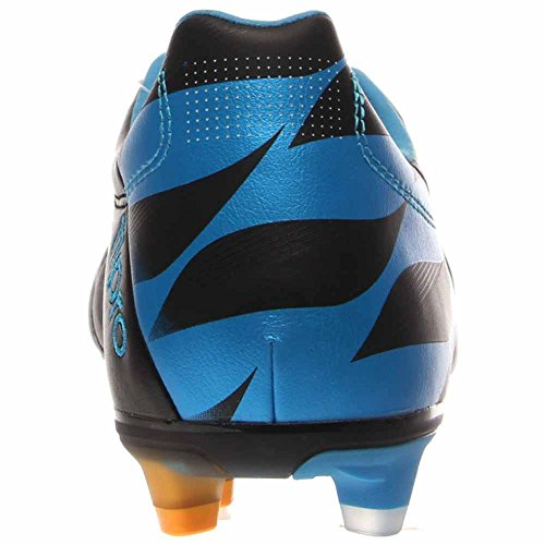 Adidas 11pro Fg Core Nero, Blu Solare