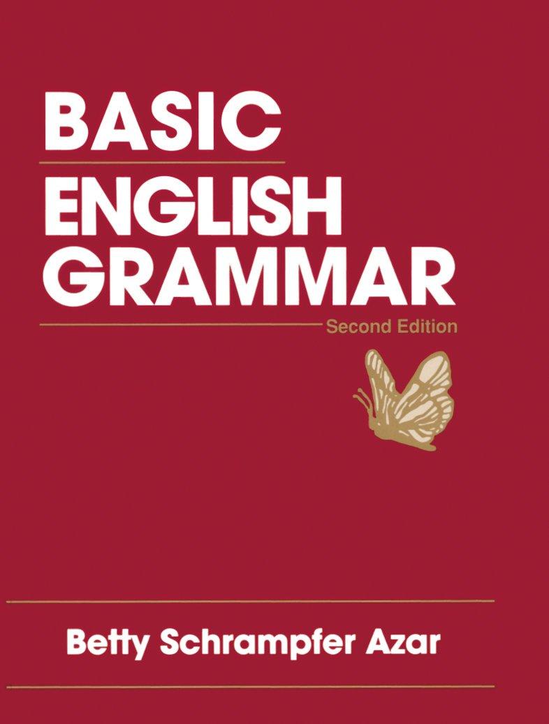 Basic English Grammar Azar Pdf