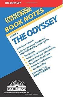 the odyssey literary criticism