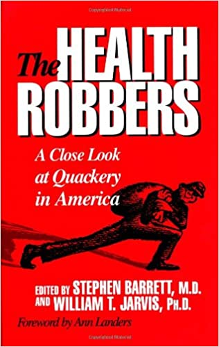 Health fraud and quackery fdating