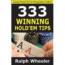 333 Winning Hold'em Tips