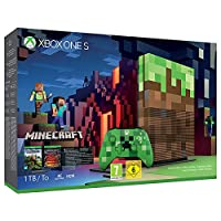 XBOX ONE S 1TB MINECRAFT LIMITED