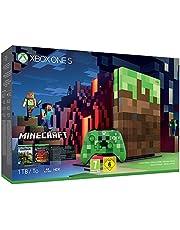 Xbox One: S 1TB + Minecraft [Bundle]