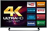 Noble Skiodo 107 cm (42 inches) 42KT424KSMN01 4K Ultra HD LED TV (Black)