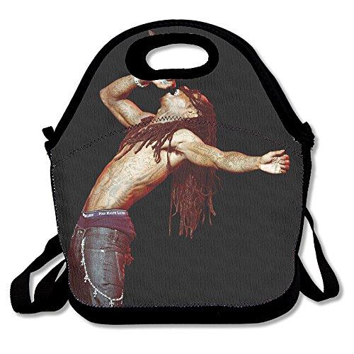 Lil Wayne New Design Port Bag One Size - Lil Wayne Net