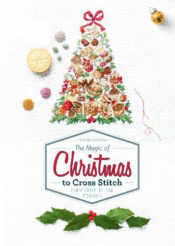 The Magic of Christmas to Cross Stitch: French Charm for Your Stitchwork]()