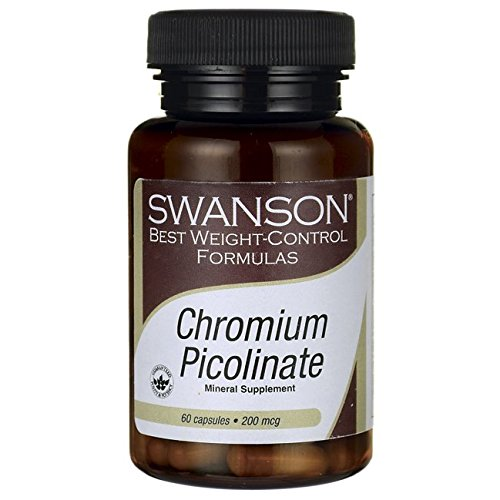 Swanson Chromium Picolinate 200 Caps