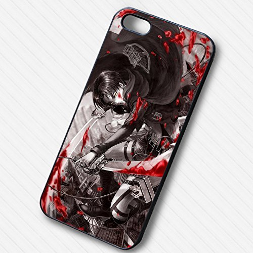 Cool Levi Rivaille pour Coque Iphone 5 or 5S or 5SE Case L9S8TD