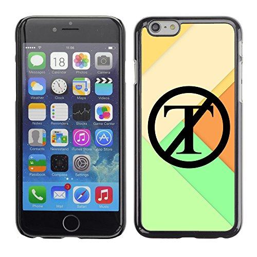 """Print Motif Coque de protection Case Cover // Q04130549 NON élément Trump // Apple iPhone 6 PLUS 5.5"""""""
