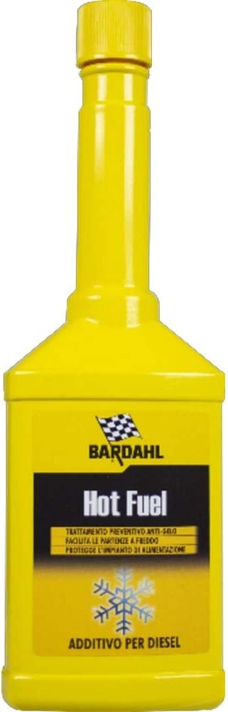 Bar Dahl Hot Fuel Additivi Diesel Gas Lift Anti Conge Basculante Antigelo Olio 250ml Küche Haushalt
