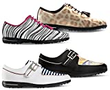 FootJoy Women's Tailored Collection Spikeless Golf Shoes - Close-out