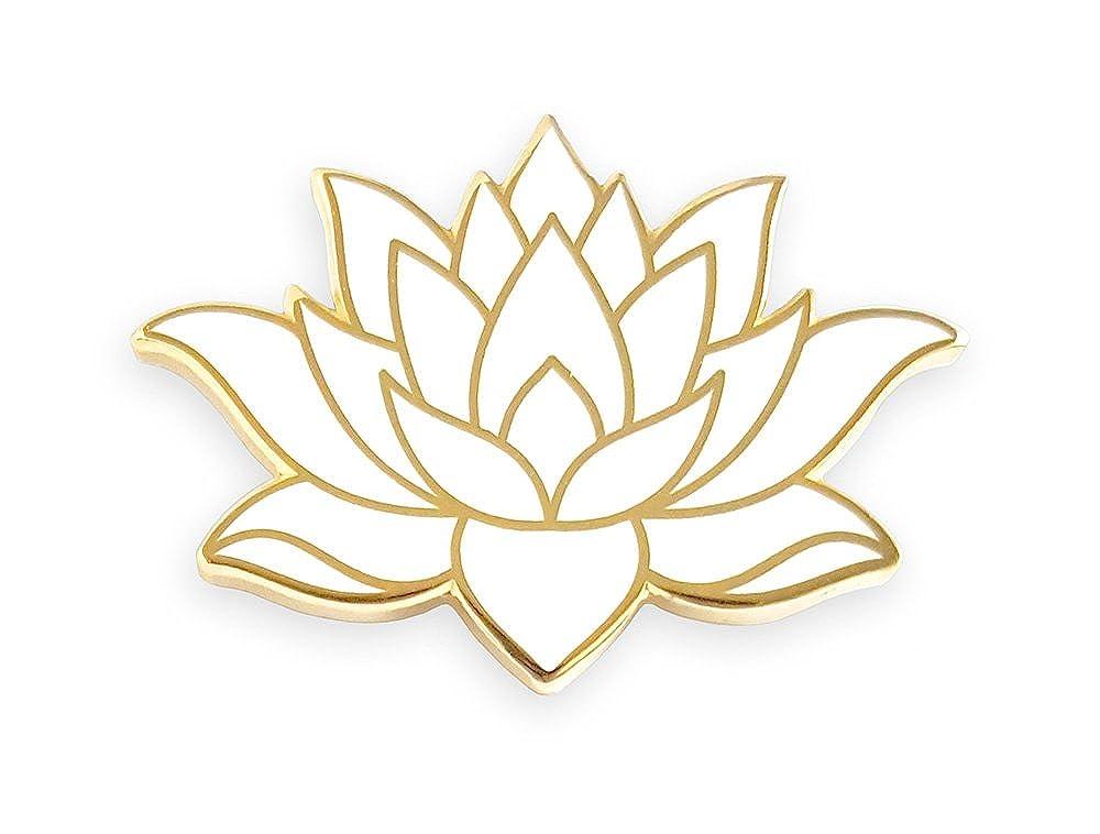 Fleur de lotus en cristal
