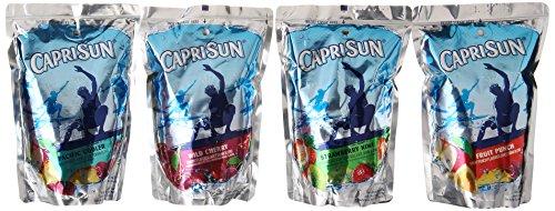 Capri Sun Variety Pack   40 6Oz Pouches