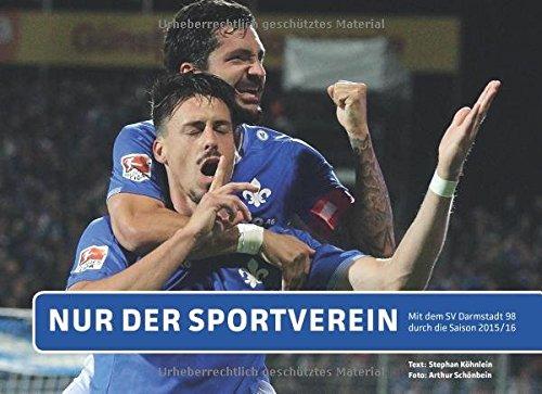 Read Online Nur der Sportverein PDF