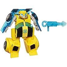 Transformers Playskool Heroes Rescue Bots Energize Bumblebee Preschool Action Figure, Ages 3-7 (Amazon Exclusive)