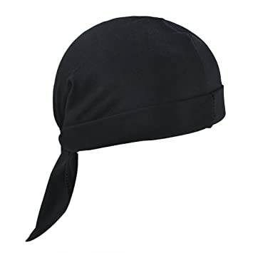 Skull Cap Pirate Hat Men Scarf Head Tie Down Band Unisex Bicycling Cycling Cap