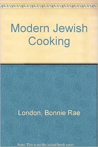 Read Modern Jewish Cooking PDF, azw (Kindle)