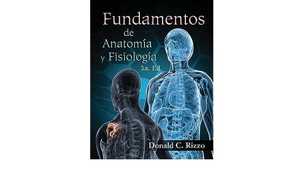 Amazon.com: Fundamentos de Anatomia y Fisiologia (Spanish Edition ...