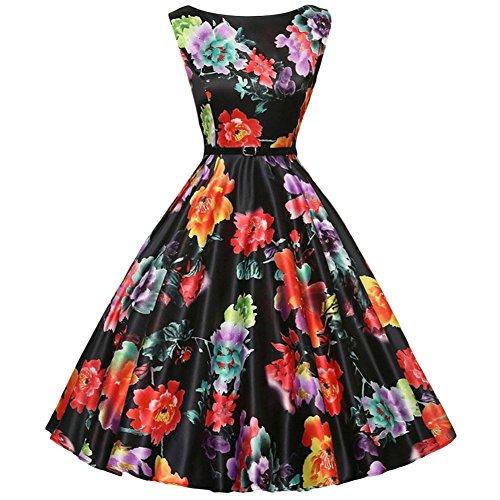 50s hawaiian dress - 9