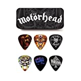 Dunlop MHPT03 Motorhead Album Art Pick Tin, Assorted, .73mm, 6 Picks/Tin