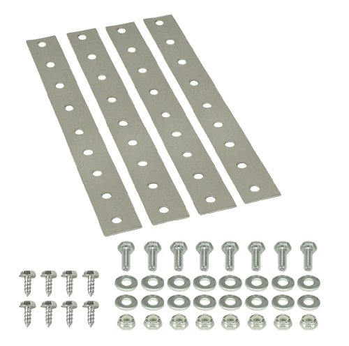 - Derale 13063 Electric Fan Metal Mount Kit