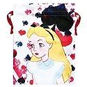ディズニー ふしぎの国のアリス アリストランプ トラベル巾着 Sサイズ APDS1649の商品画像