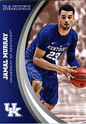 2016 Panini Collegiate Team Set Card #12 Jamal Murray University of Kentucky