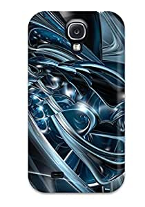 8617328K47463390 Durable Abstract Back Case/cover For Galaxy S4