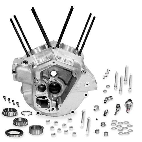 S&S Cycle Shovelhead Style Big Bore Engine Cases - Big Bore Case Engine