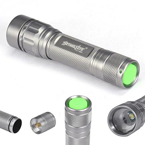 BeautyVan Led Flashlight ,One of the Smallest and Flashlig Focus 3000 Lumens 3 Modes CREE XML XPE LED 18650 Flashlight Torch - Sunglasses V Price L