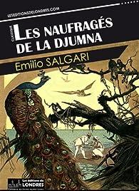 Les naufragés de la Djumna par Emilio Salgari