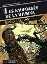 Les naufragés de la Djumna par Salgari