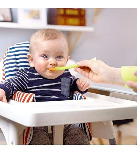 Set Cuill/ères alimentation vague Baby