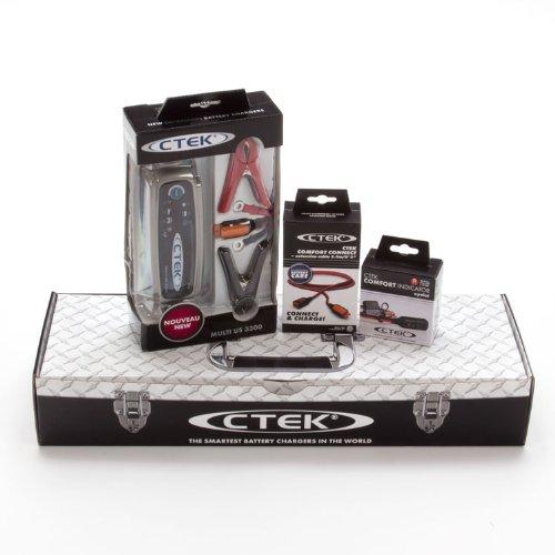 Ctek 3300 Comfort Indicator Extension and Eyelet Toolbox Kit