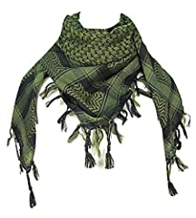 The shemagh, also known as the keffiyeh or Arab scarf, is a simple yet efficient way to protect your face and neck from sun, wind and sand. It also works well as alternative winter headwear, particularly in areas with snow and strong winds. A...
