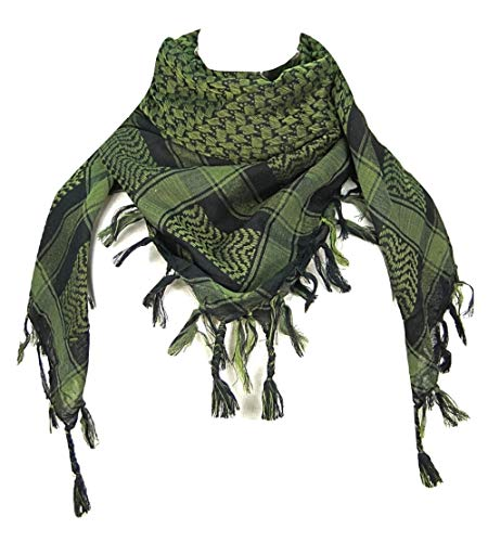 (Premium Shemagh Head Neck Scarf -)