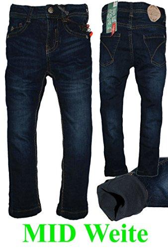 mid Skinny Girls blue Vaqueros blue Jeans Hose Lemmi azul Niñas 0013 denim tITwUE